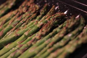 Broiled Asparagus