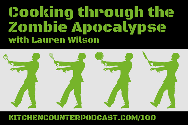 Cooking Through the Zombie Apocalypse