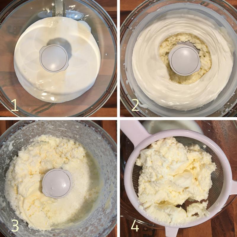 Butter steps